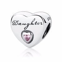 daughters love charm silver pandora