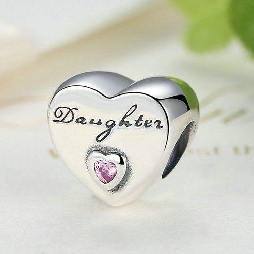 daughters love charm silver pandora