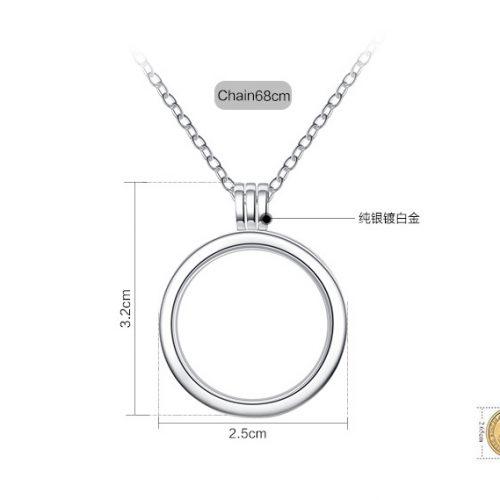 Locket Necklace - Large