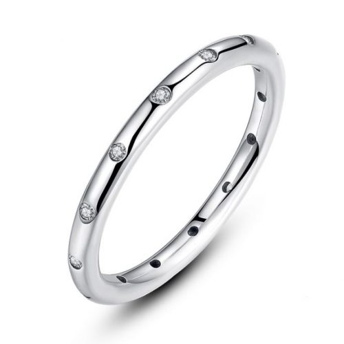 droplets rings stackable ring