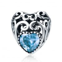 March birthstone charm Pandora