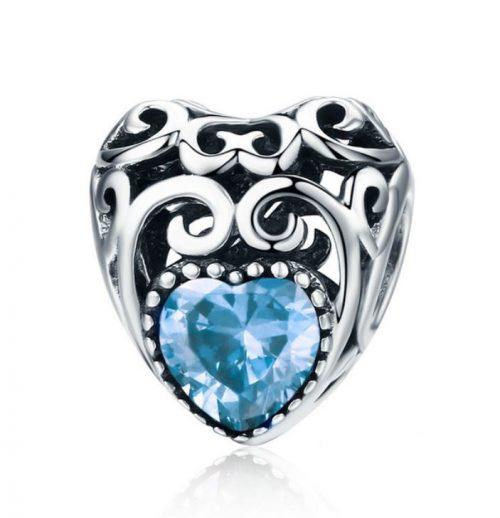 March birthstone charm Pandora