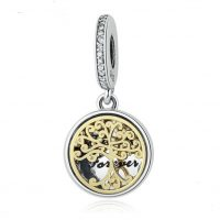 FAMILY ROOTS PENDANT CHARM